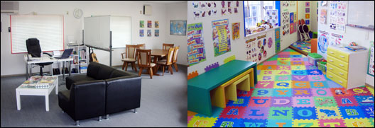 Teaching Areas